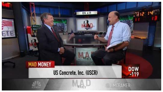 Bill Sandbrook on Mad Money with Jim Cramer