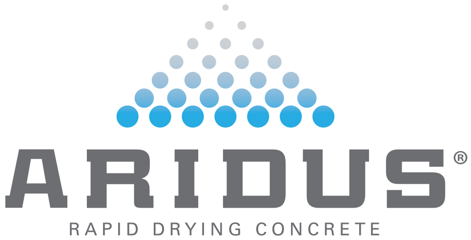 ARIDUS Rapid Drying Concrete